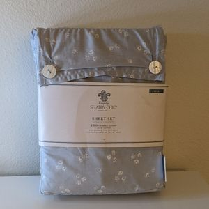 Simply Shabby Chic Floral Sheet Set
